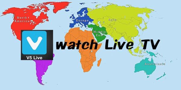 V5 Live App